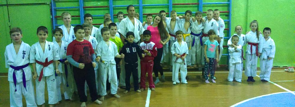Мастер-класс по стретчингу от инструктора Варвары Чикиной